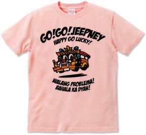 フィリピンTシャツ ライトピンク