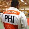 ロンドンオリンピック柔道フィリピン代表、保科知彦さんの背中が…