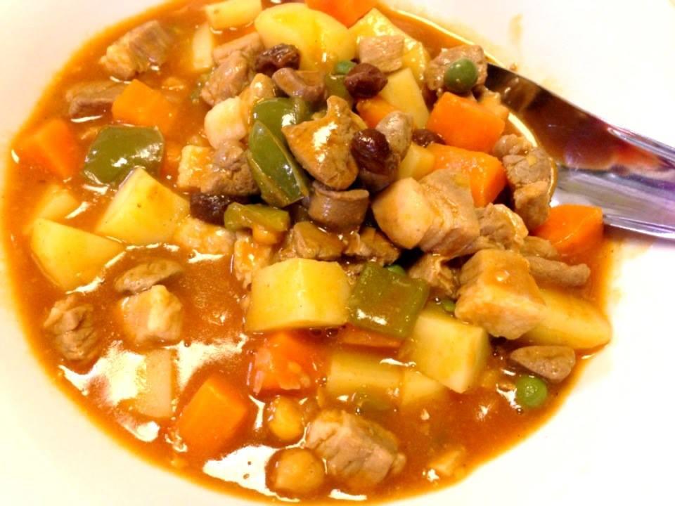 フィリピン料理メヌード