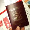 フィリピンの新しいパスポートが届きました