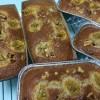 レッドバナナ&ココナッツオイル入り!フィリピンママ特製のバナナチョコケーキ